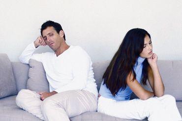 Шлюб на межі розлучення