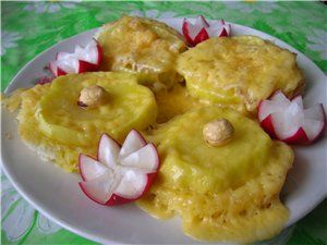 Бутерброди з сиром з апельдарна (бельгійська кухня)