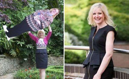 Дівчина дуже сильно схудла (фото до після)