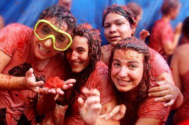 Фестиваль томатина