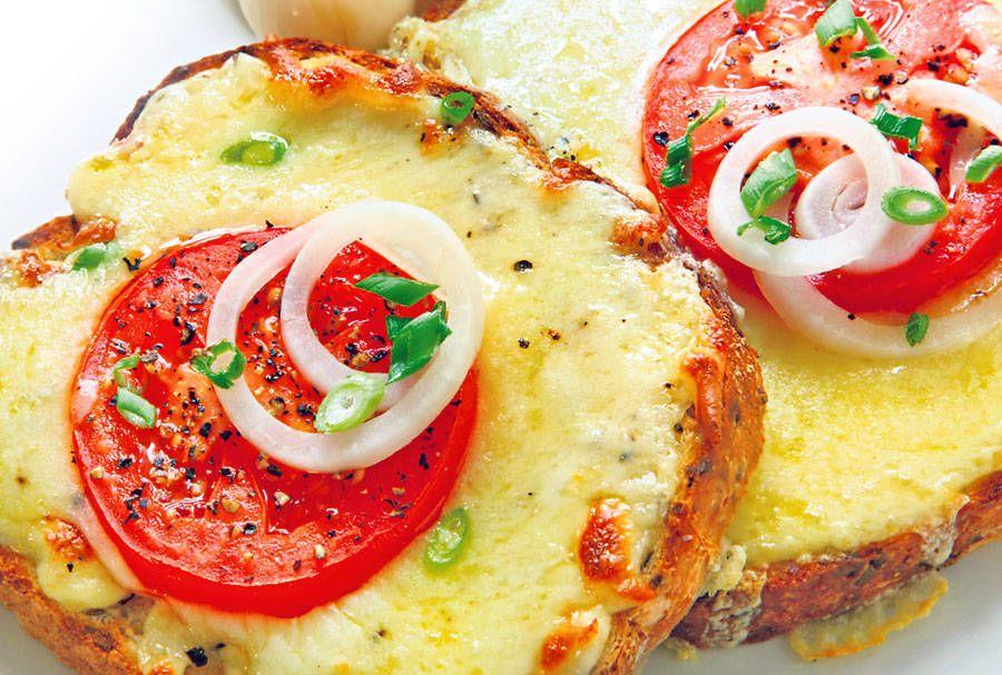 Гарячі бутерброди у духовці