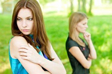 Як помиритися з найкращою подругою?
