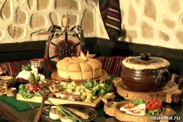 Національна кухня болгарії