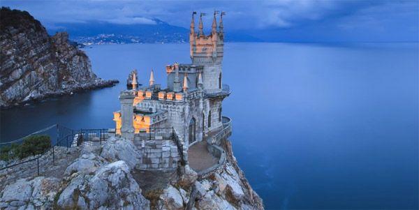 Символ Криму - Ластівчине гніздо