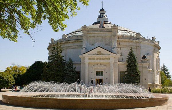 Меморіальний комплекс панорами Оборона Севастополя