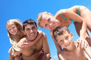 Вирушаємо у відпустку всією сім`єю
