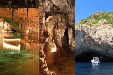 Печери майорки