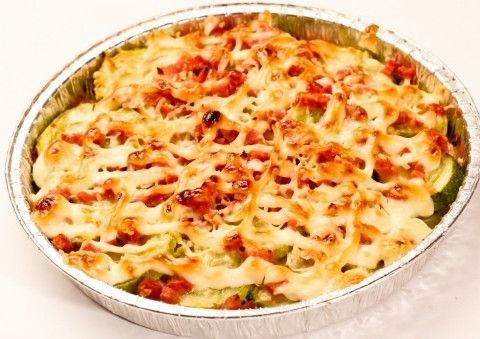 Піца з кабачков