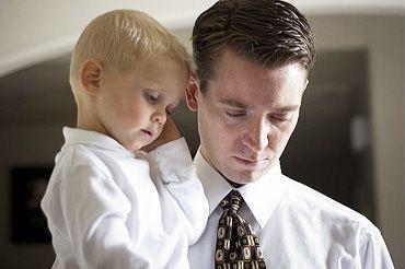 У чоловіка дитина на стороні